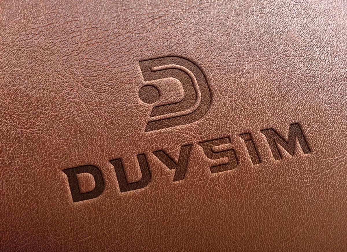 Duysim logo tasarım, kurumsal kimlik | Vedat ŞEKER