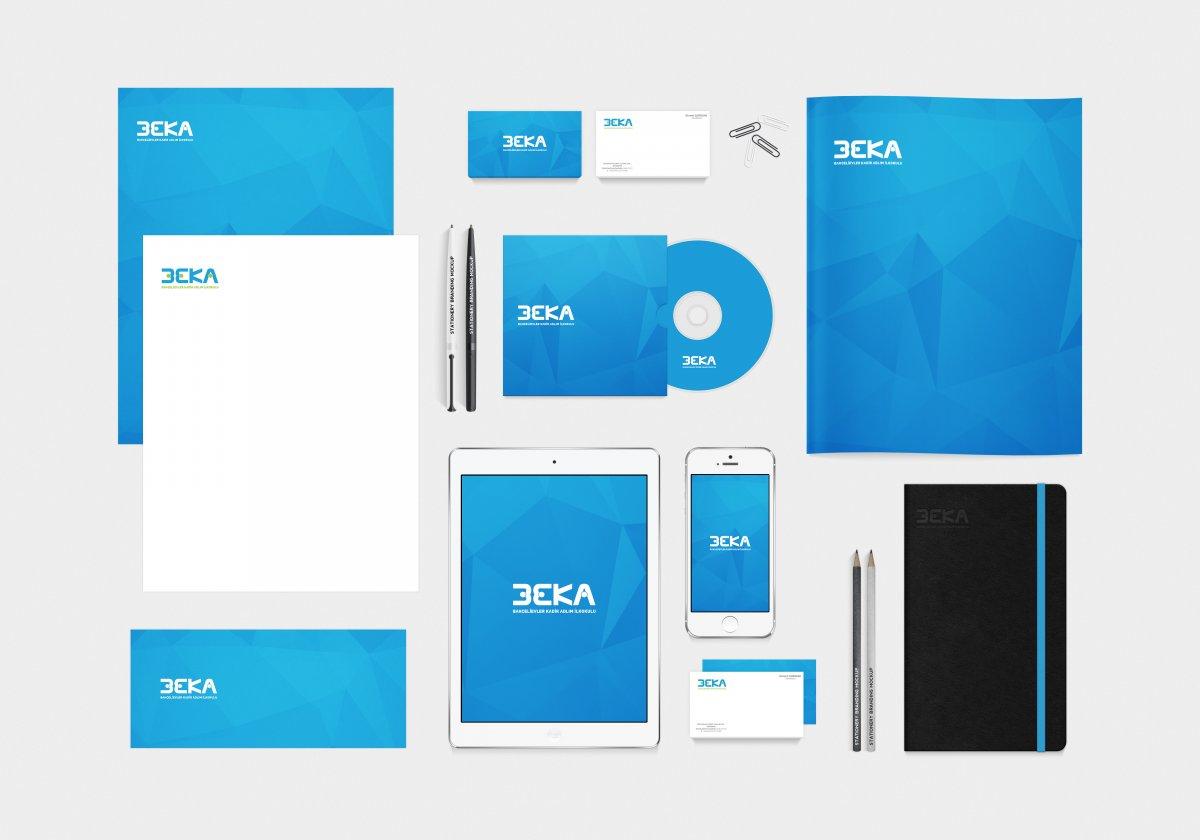 BEKA Kadir Adlım ilköğretim okulu logo çalışması | Vedat ŞEKER