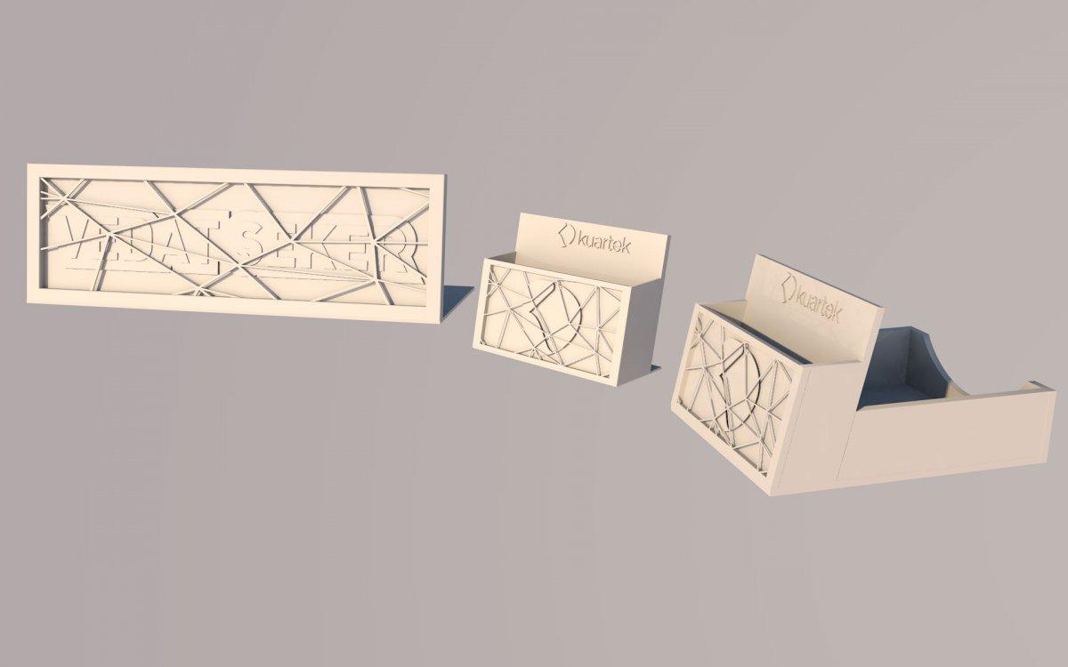 kuartek proje tasarım endüstriyel tasarım ürünleri