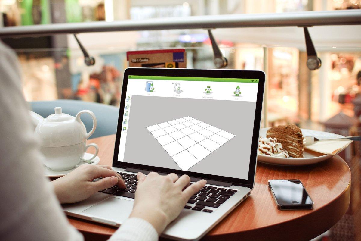 Kuartek Proje Tasarım 3d printer yazdırma arayüzü | Vedat ŞEKER