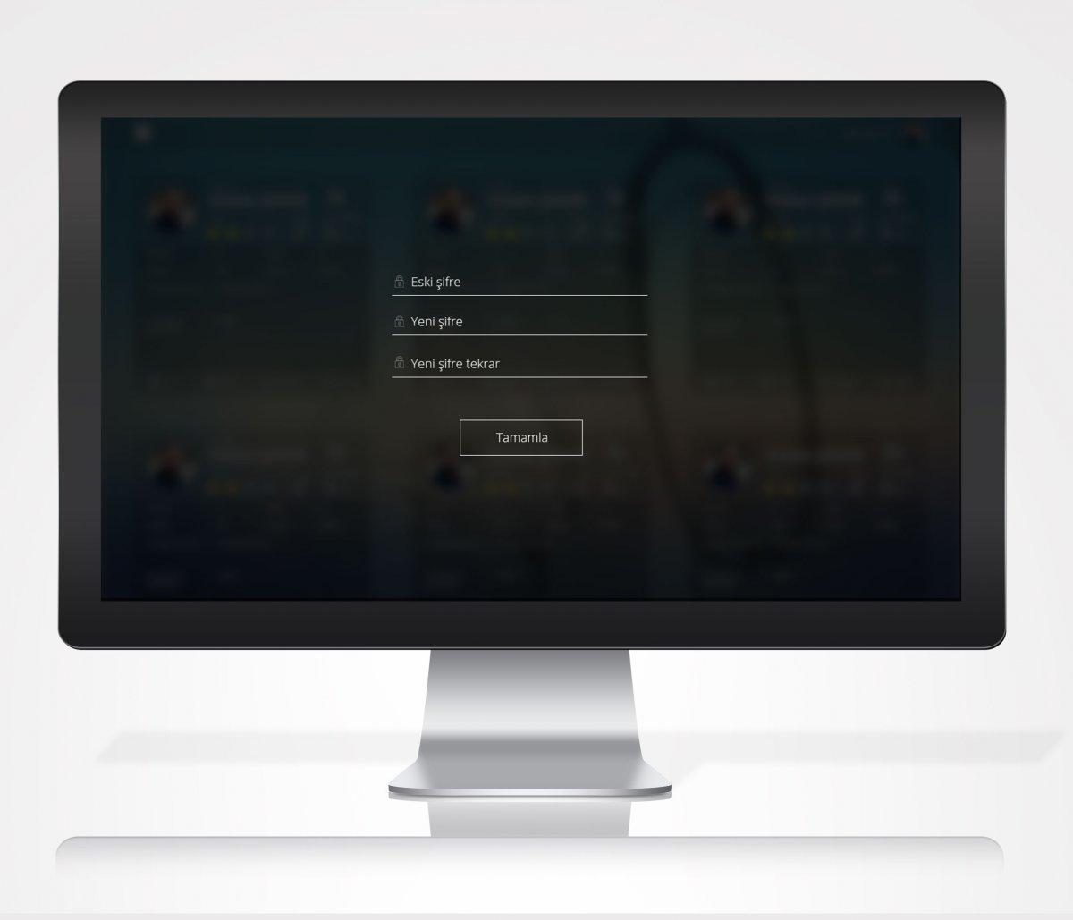 Kuartek proje tasarım ameliyat simülasyonu arayüzü | Vedat ŞEKER