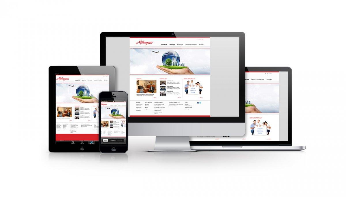 Web Sitesi Tasarımı | Vedat ŞEKER
