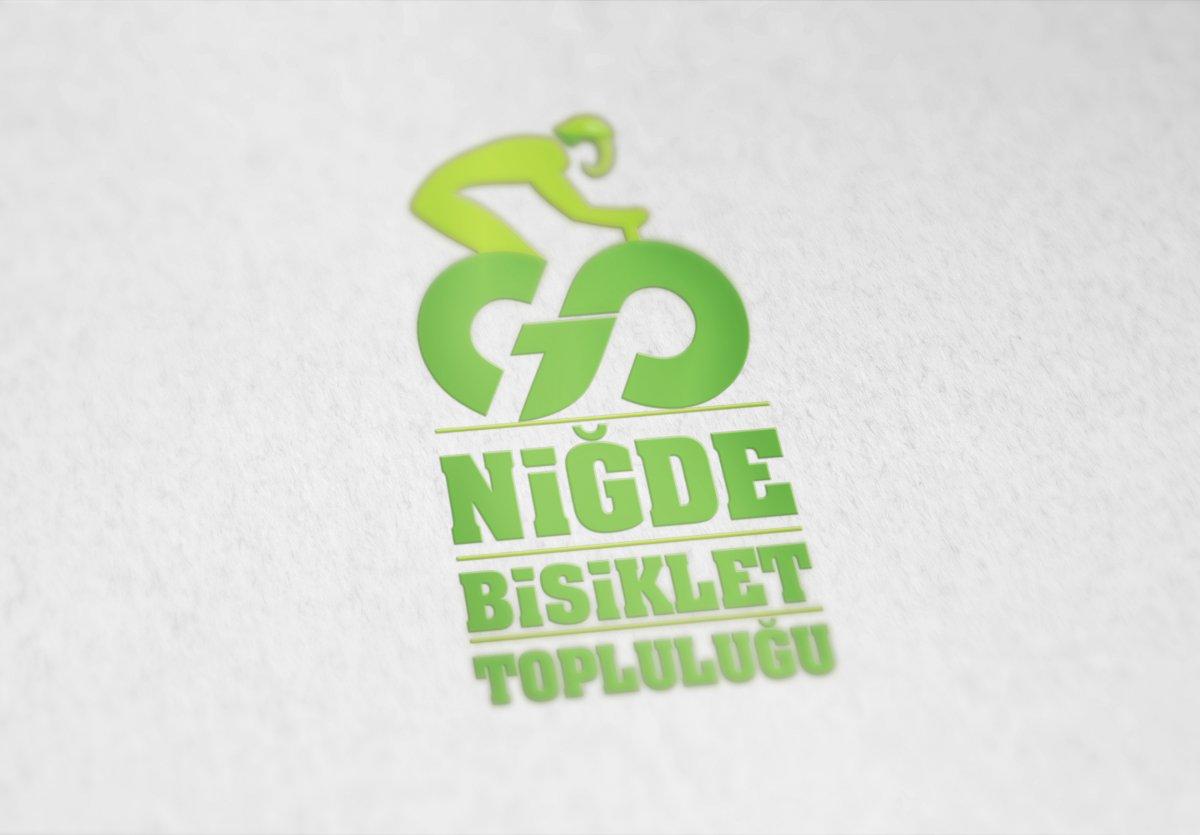 Niğde bisiklet topluluğu logo çalışması, bisiklet, go logo | Vedat ŞEKER