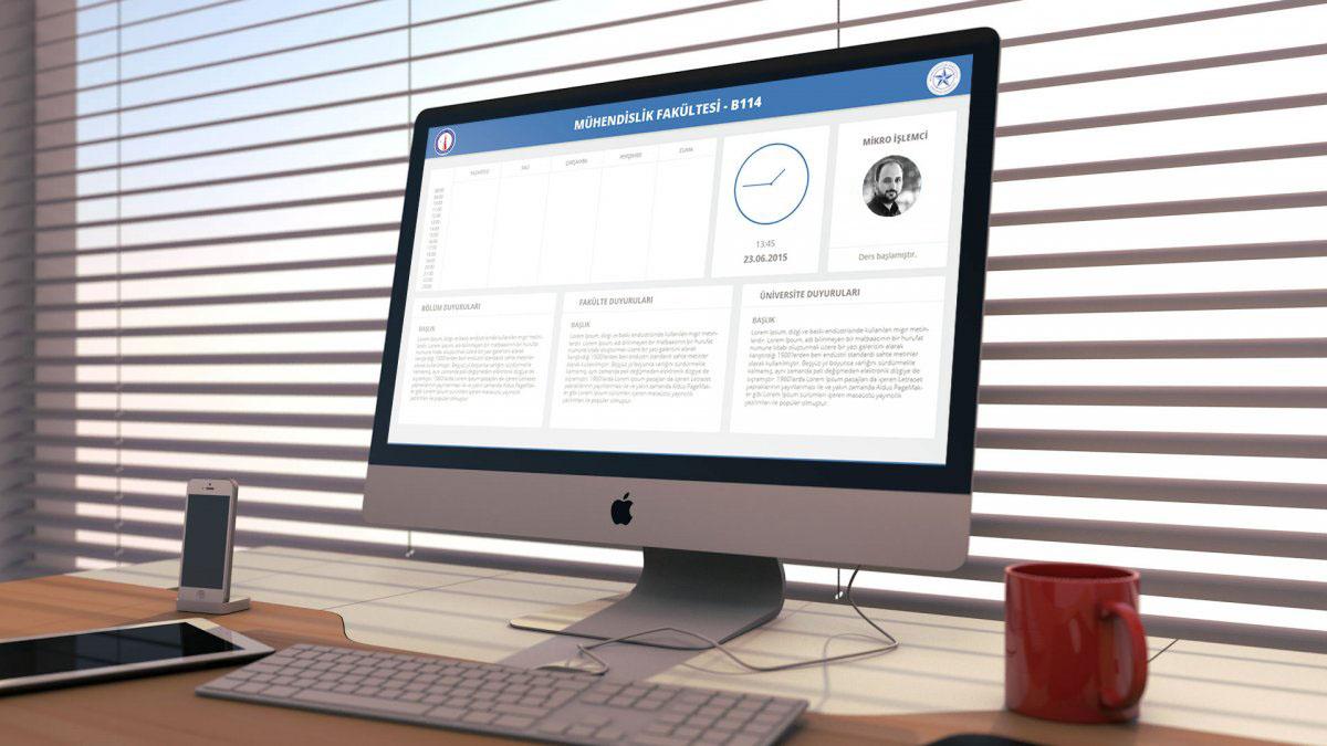 Sekoya Teknoloji Geliştirme üniversite bilgi sistemi | Vedat ŞEKER